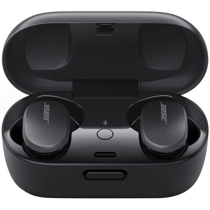 Fotografie Casti In Ear true wireless cu anularea zgomotului Bose Quiet Comfort Earbuds Black