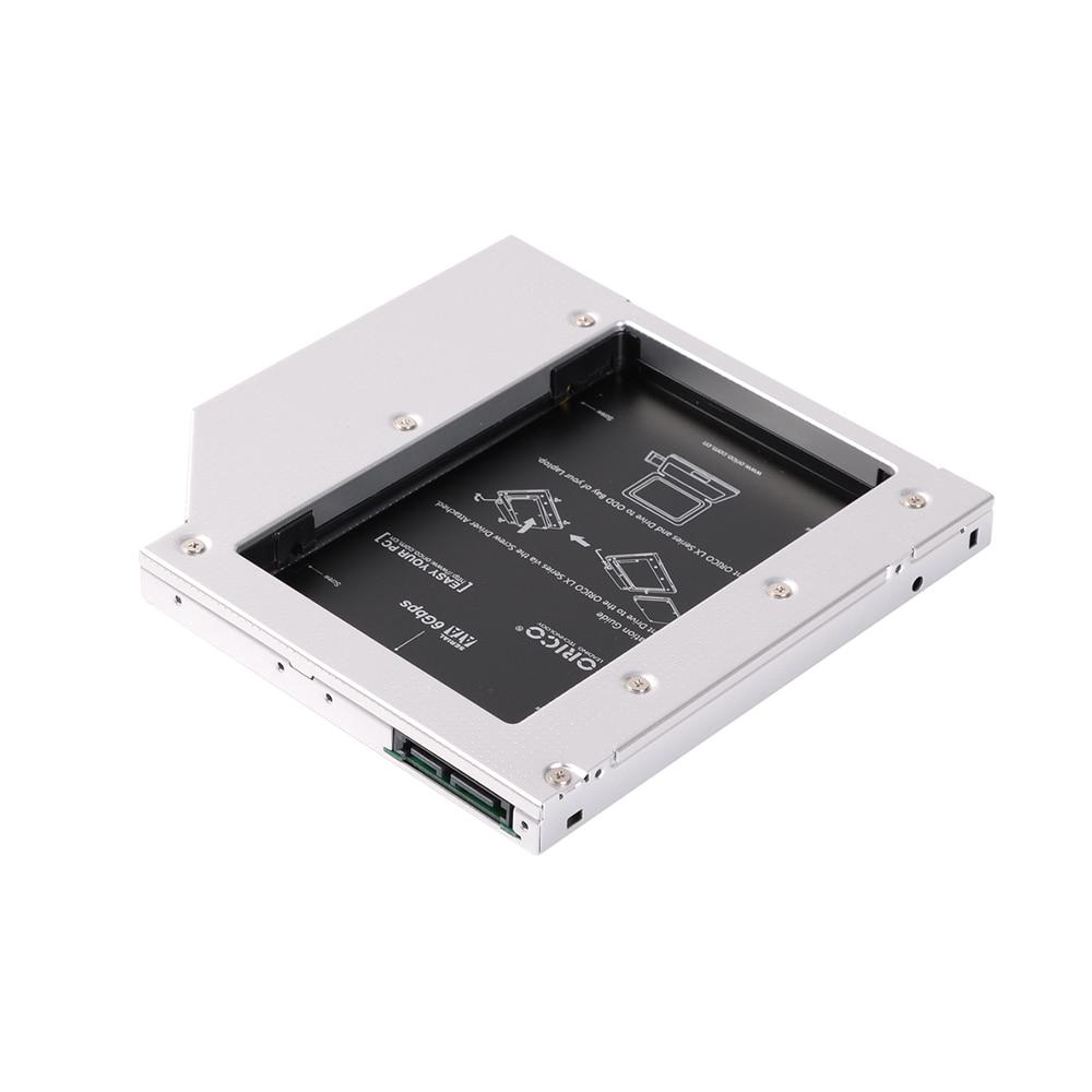 Fotografie Adaptor HDD Caddy Orico L127SS, pentru unitati optice de tipul 12.7 mm