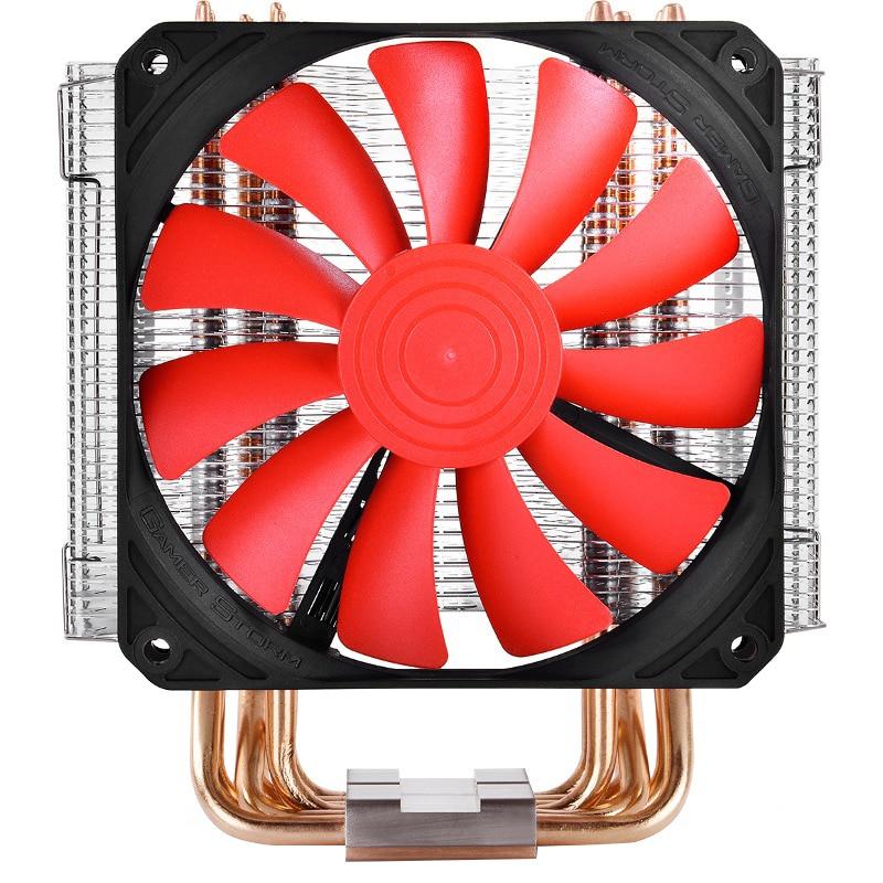Fotografie Cooler Procesor Deepcool Gamer Storm Lucifer K2, Compatibil Intel / AMD