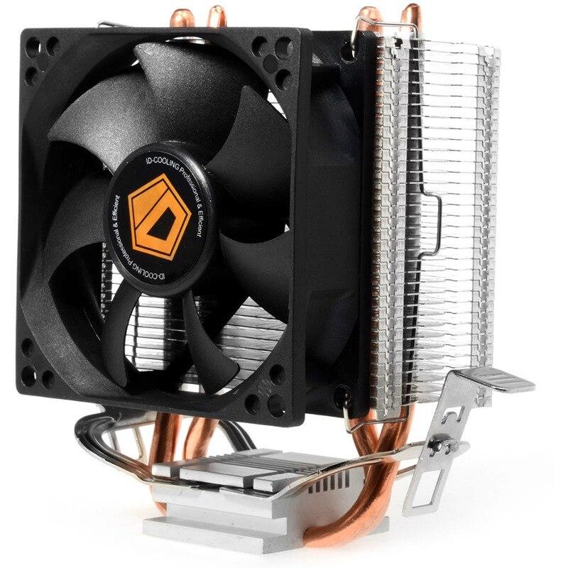 Fotografie Cooler Procesor ID-Cooling SE-802, Compatibil Intel / AMD