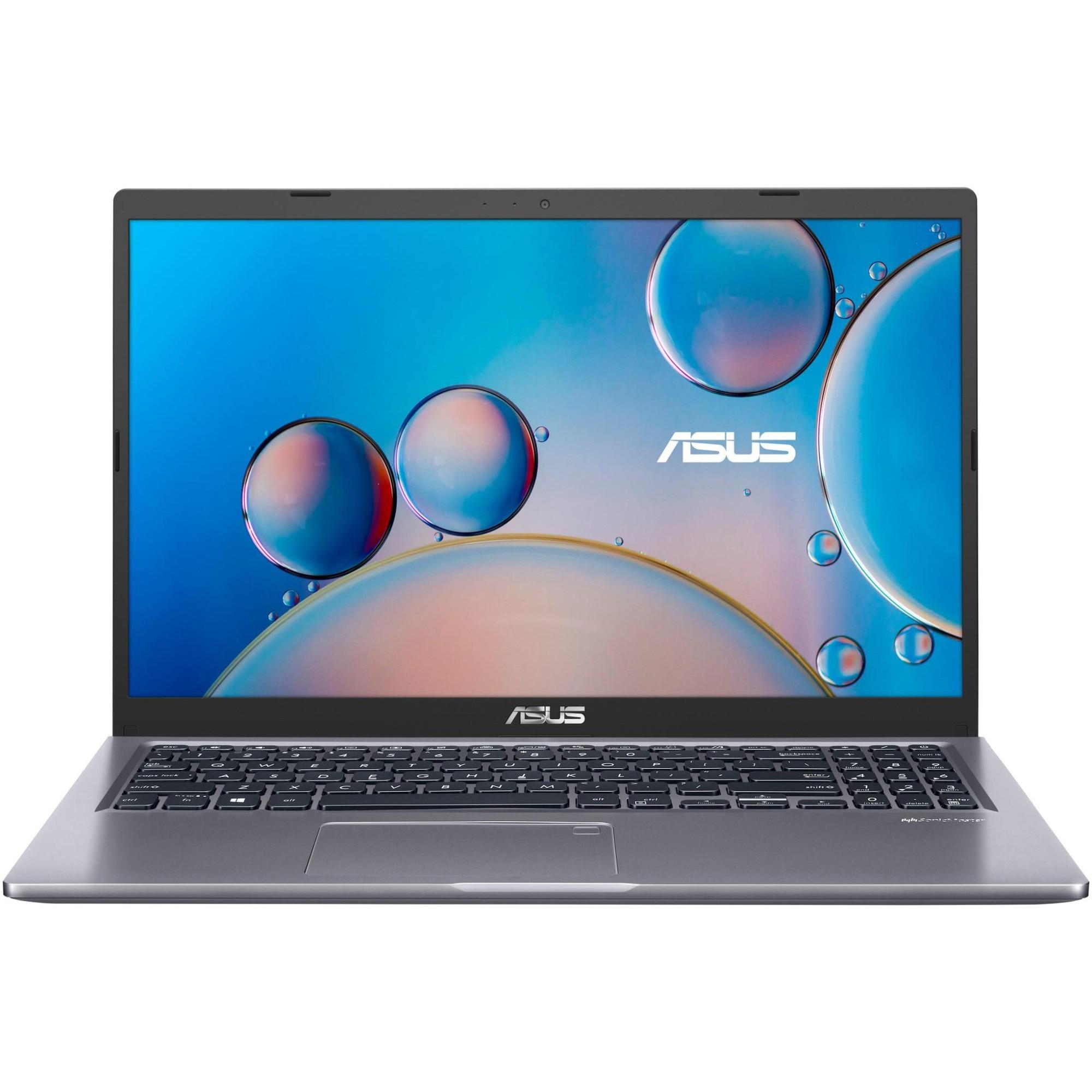 "Fotografie Laptop ASUS M515UA cu procesor AMD Ryzen™ 7 5700U, 15.6"", Full HD, 16GB, 512GB SSD, AMD Radeon™ Graphics, No OS, Slate Grey"