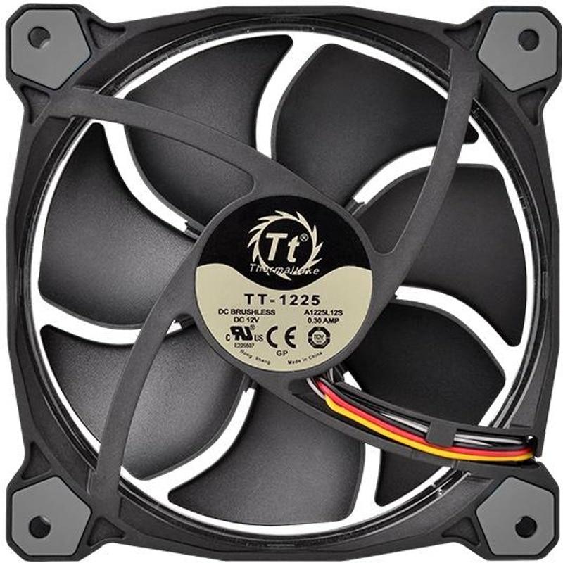 Fotografie Ventilator Thermaltake Riing 12 LED RGB 3 Fan Pack