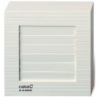 Cata B-10 MT szellőztető ventilátor - 100 mm-es átmérő, 1 seb. fokozat, 98 m3/h, 15 W, 41 dB(A), fehér