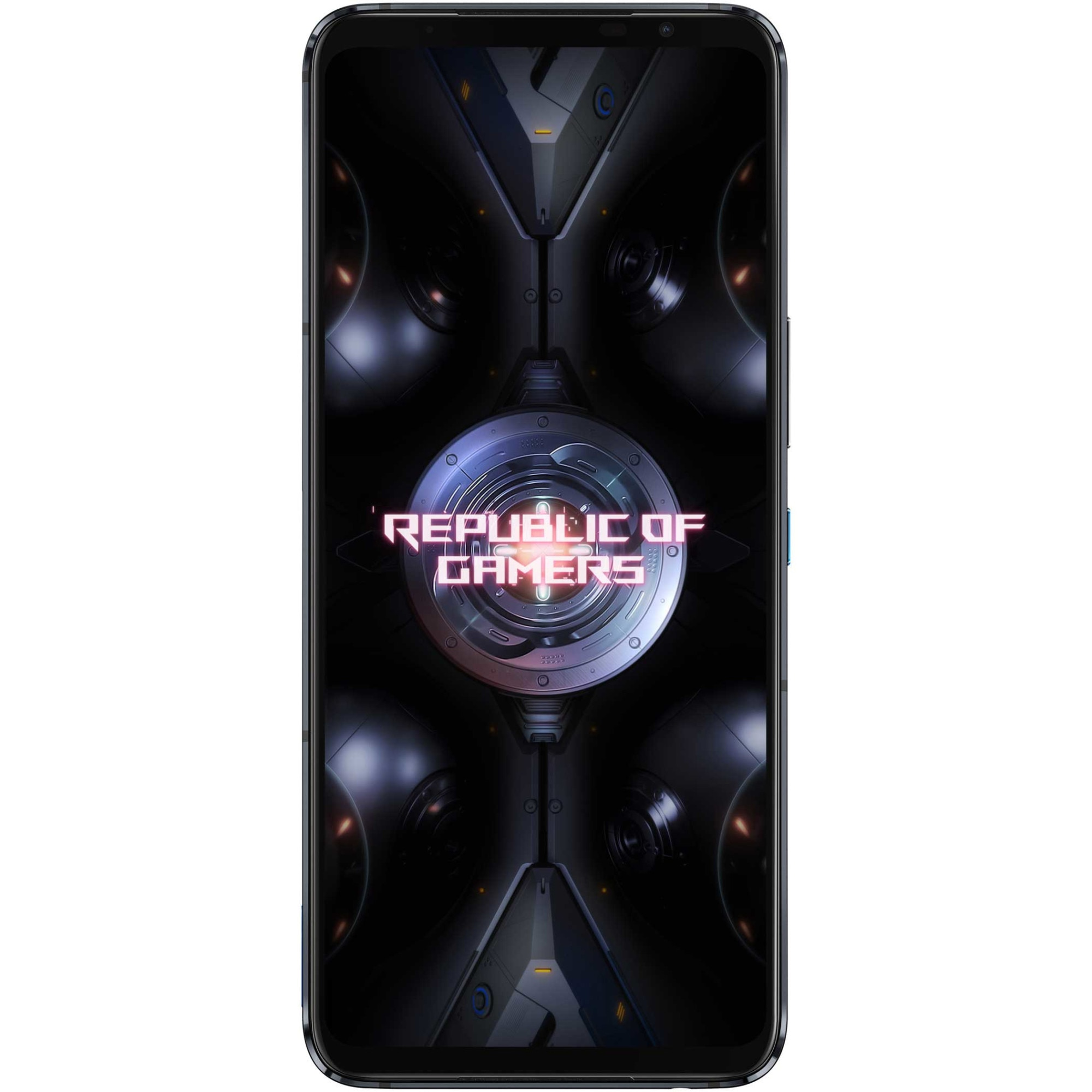 Fotografie Telefon mobil ASUS ROG Phone 5 ULTIMATE ZS673KS-1B059EU, Dual SIM, 512GB, 18GB RAM, 5G, Storm White