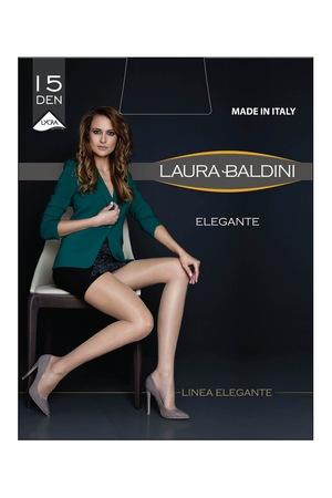Colant Elegante 15 Den, Laura Baldini, glace