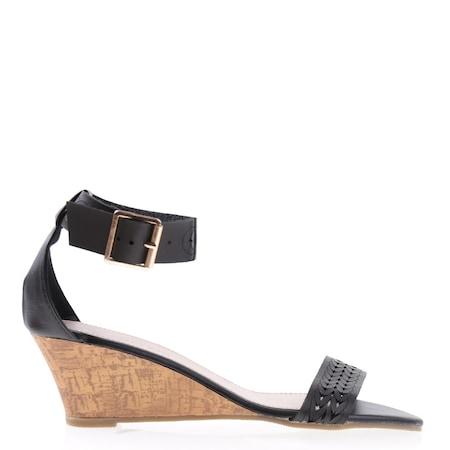 Дамски сандали C5031 черни, 38