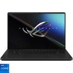 "Лаптоп Gaming ASUS ROG Zephyrus M16 GU603HM, Intel® Core™ i7-11800H, 16"", WQXGA, 165Hz, RAM 16GB, 512GB SSD, NVIDIA® GeForce® RTX™ 3060 6GB, No OS, Off Black"