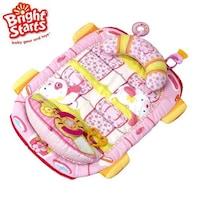 Активна гимнастика за бебе Bright Starts, Tummy Cruiser 8819, Розова
