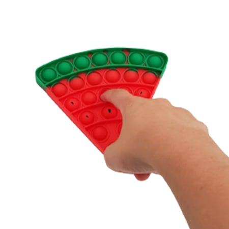 Jucarie Pop It Zenuk® - Pepene, Sensory Fidget Toy, Antistres, Multicolor