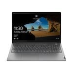 "Лаптоп Lenovo ThinkBook 15 G2 ITL, 20VE0007BM, 15.6"", Intel Core i3-1115G4 (2-ядрен), Intel UHD Graphics Xe G4, 8GB 3200MHz DDR4 onboard, Сив"