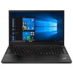 "Лаптоп Lenovo ThinkPad E15 G2 Intel Core i3-1115G4 (3GHz up to 4.1GHz, 6MB), 8GB DDR4 3200MHz, 256GB SSD, 15.6"" FHD (1920x1080) IPS AG, Intel UHD Graphics, WLAN, BT, 720p&IR Cam, FPR, Backlit KB, 3 cell, DOS, 3Y"