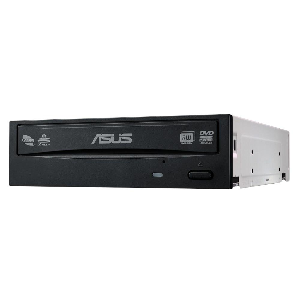 Fotografie DVD Writer ASUS DRW-24D5MT, 24x, SATA, Black, Bulk