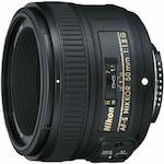 Обектив Nikon 50мм F1.8G AF-S NIKKOR