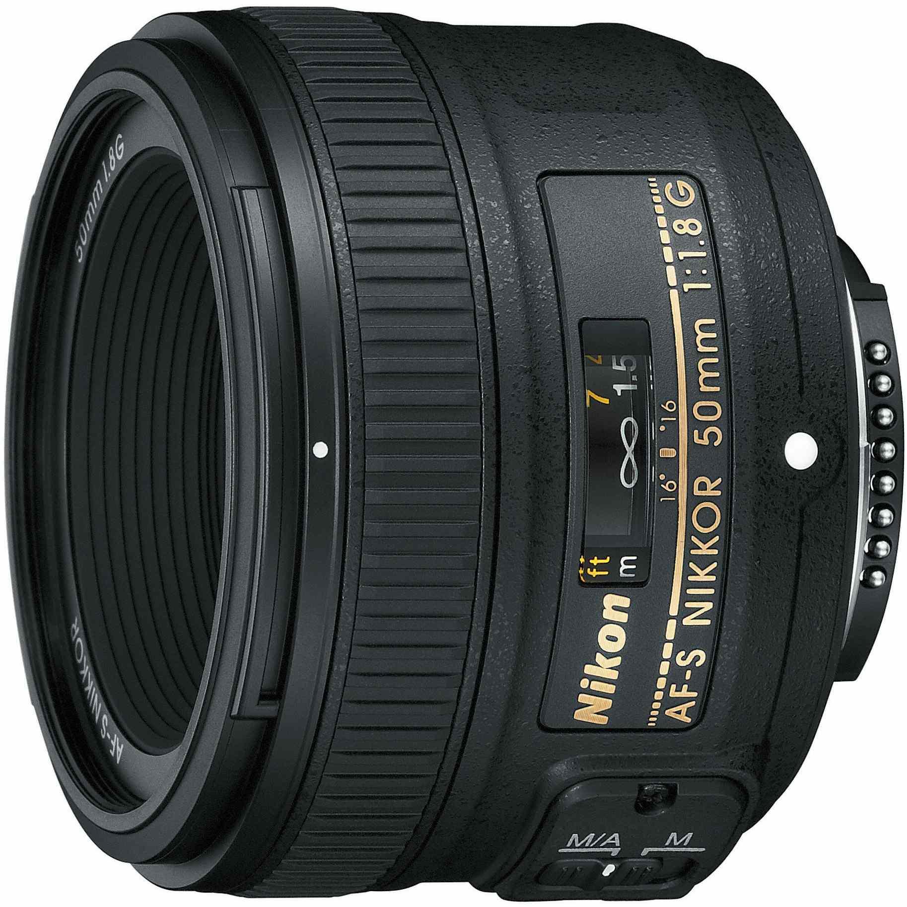 Fotografie Obiectiv Nikon 50mm F1.8G AF-S
