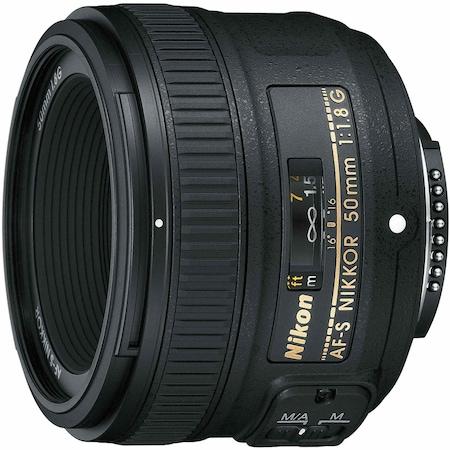 Obiectiv Nikon 50mm F1.8G AF-S