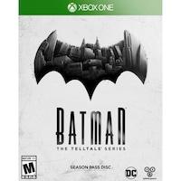 TELLTALE BATMAN játék Xbox One-ra