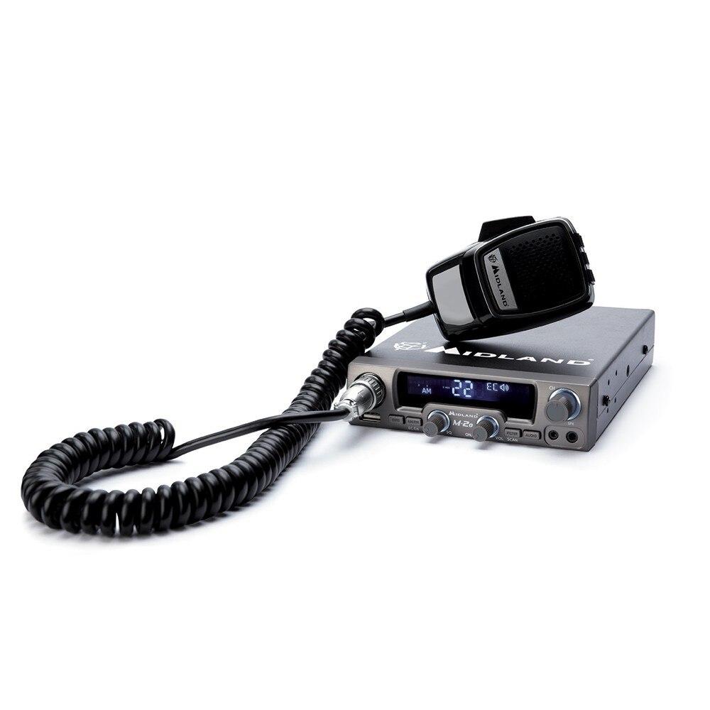 Fotografie Statie radio CB Midland M20, USB
