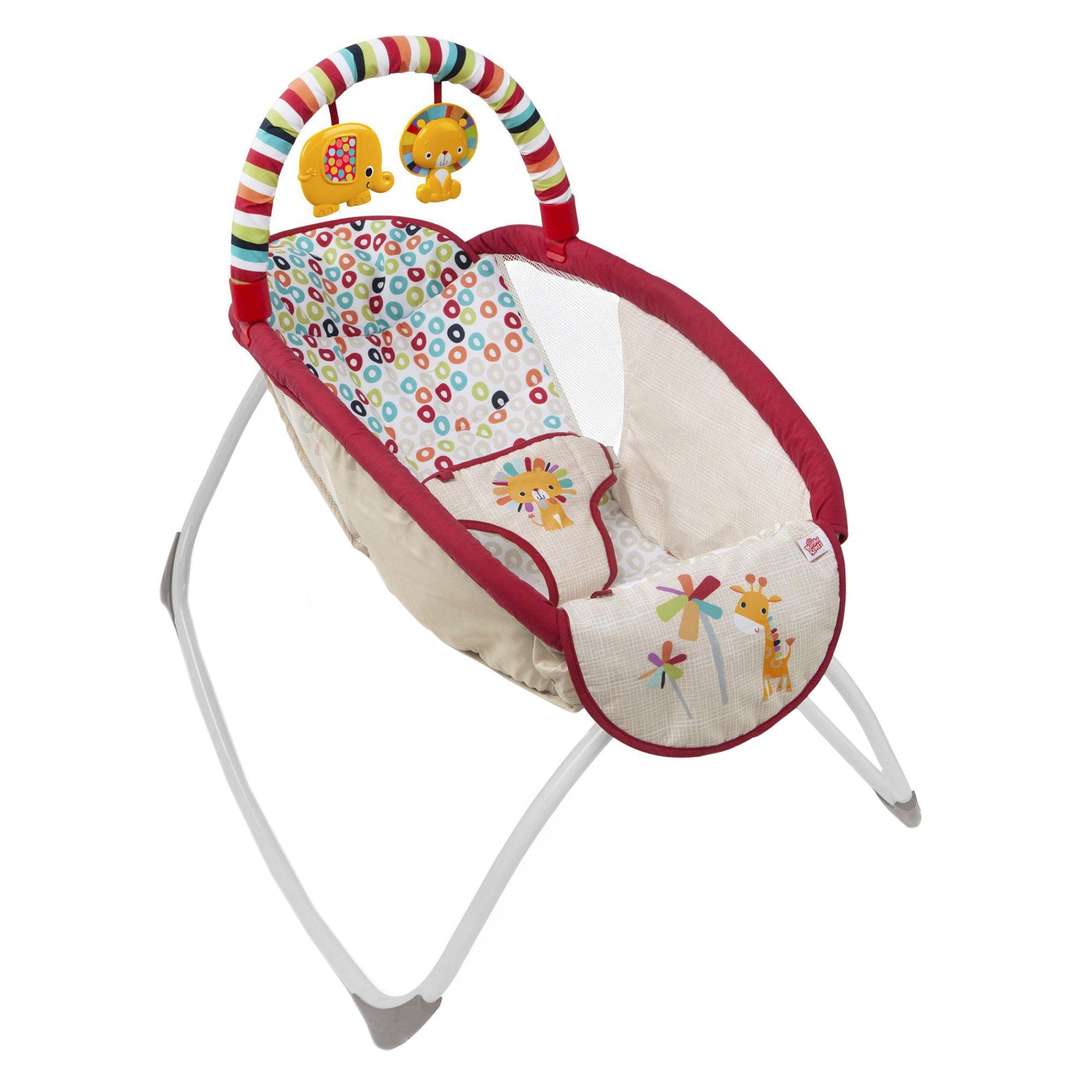 Fotografie Leagan Brightstarts Sleeper Playful Pinwheels, Multicolor
