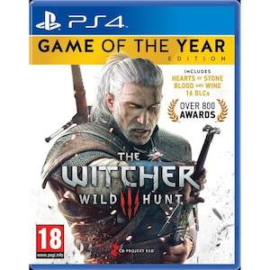 Joc The WITCHER 3 Wild Hunt Complete GOTY Edition pentru PlayStation 4