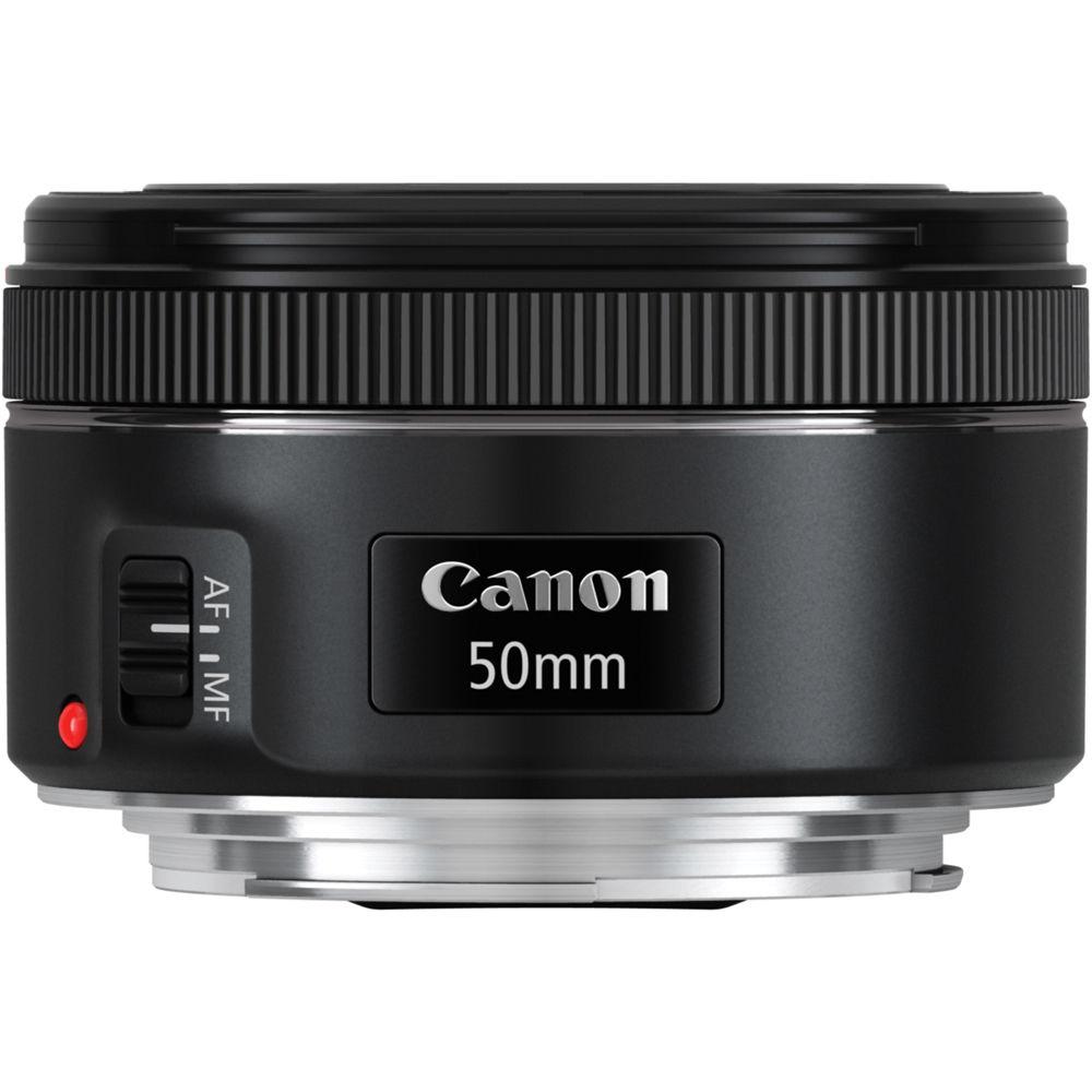 Fotografie Obiectiv foto Canon EF 50mm f/1.8 STM