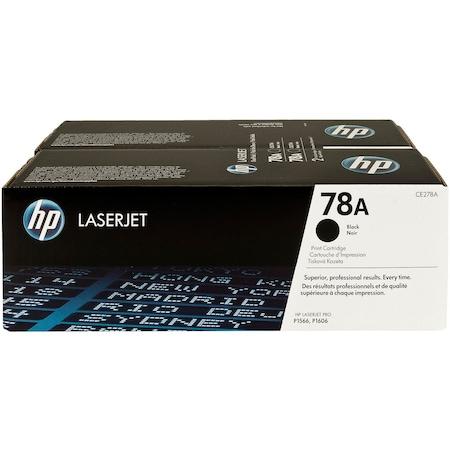 Тонер HP 78A Dual Pack Черен