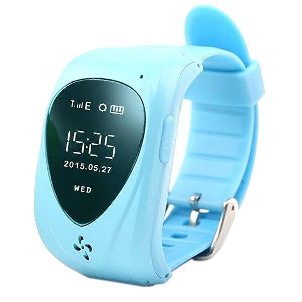 Fotografie Ceas Smartwatch copii iUni U11,Telefon incoporat, GPS, Alarma SOS, Blue