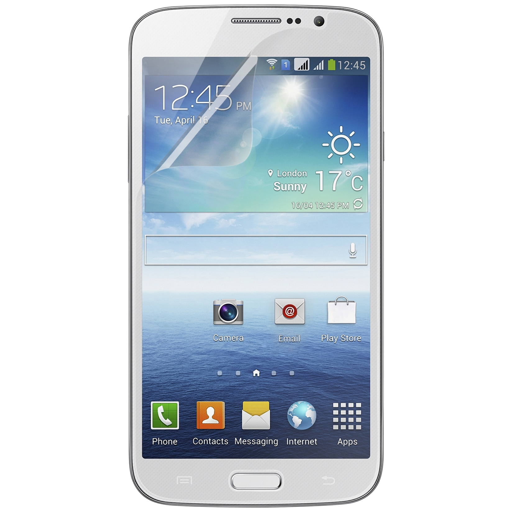 Fotografie Folie de protectie Belkin pentru Samsung I9150 Galaxy Mega 5.8