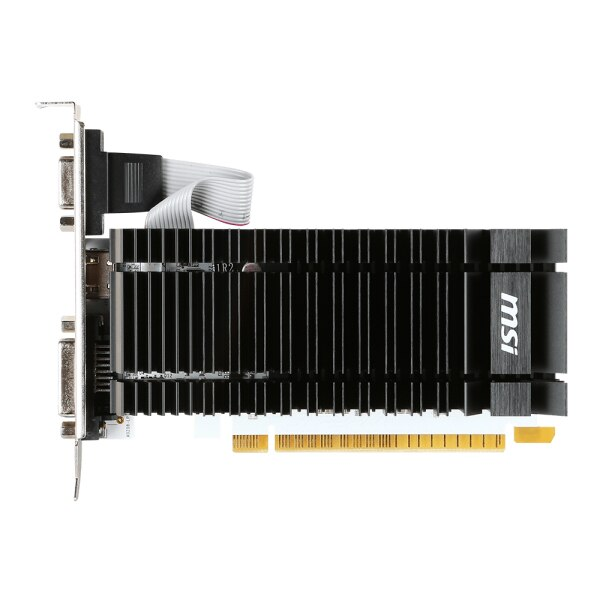 Fotografie Placa video MSI GeForce® GT 730 K, 2GB DDR3, 64-bit