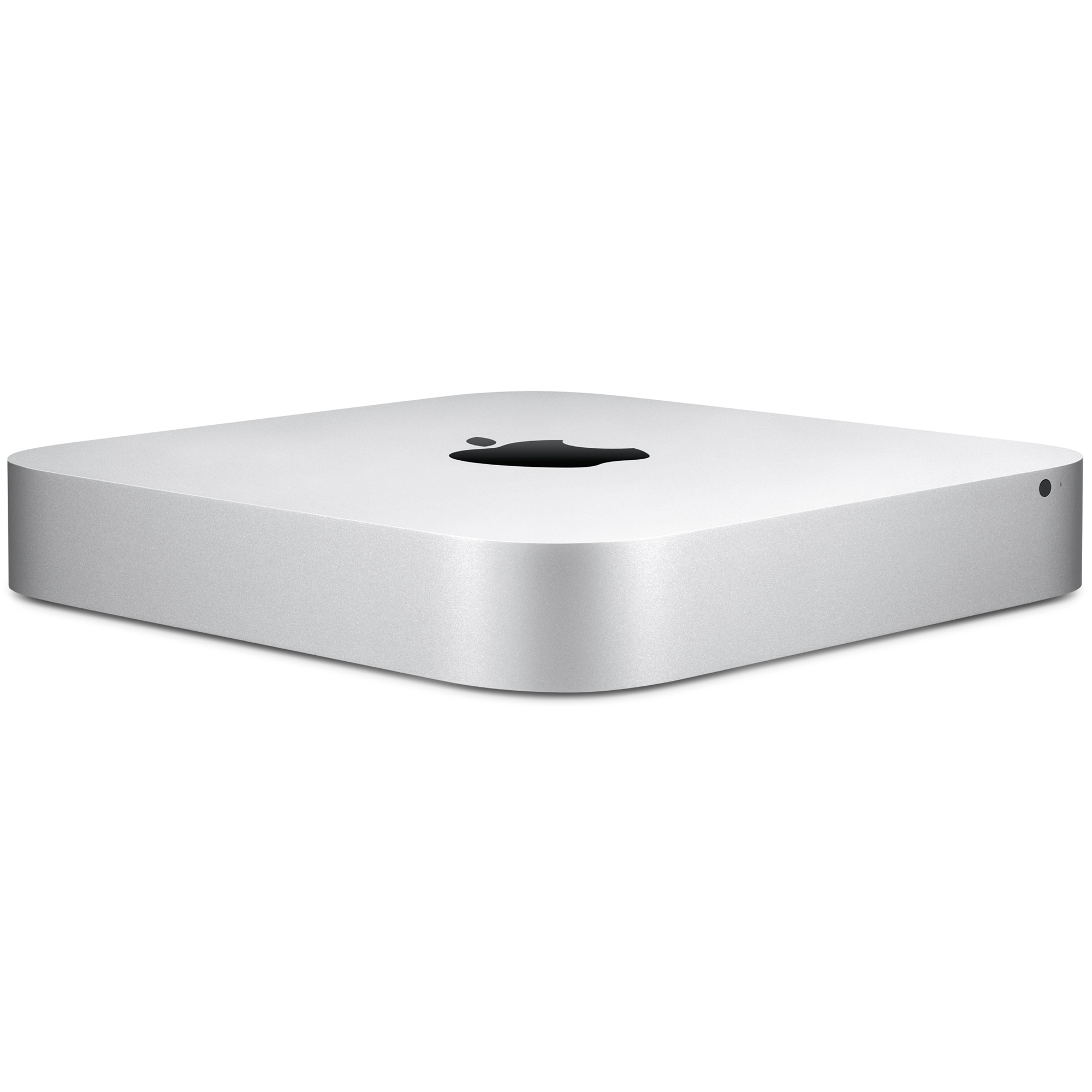 Fotografie Mac Mini PC Apple cu procesor Intel® Dual Core™ i5 1.40 GHz, 4GB, 500GB, Intel® HD Graphics, OS X Yosemite