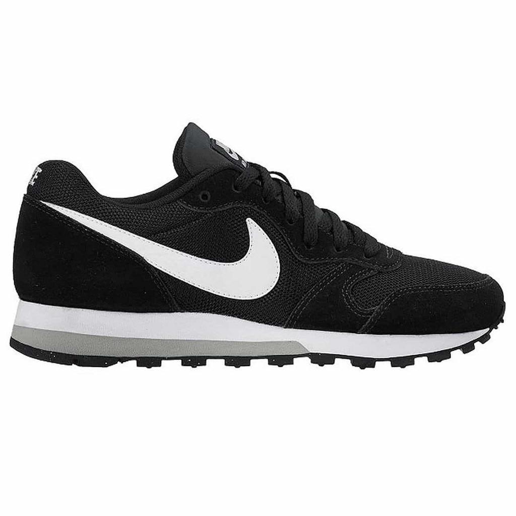 copii Nike MD Runner GS, negru