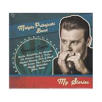 MY SORIES CD PRIBOJSZKI MÁTYÁS BAND