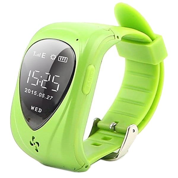 Fotografie Ceas Smartwatch copii iUni U11,Telefon incoporat, GPS, Alarma SOS, Green