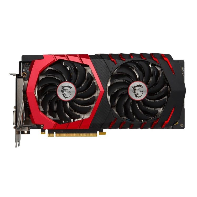 Fotografie Placa video MSI GeForce® GTX 1060 GAMING X 3G, 3GB GDDR5, 192-bit