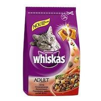 Суха храна за котки Whiskas, Телешко месо, 14 кг