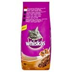 Whiskas, Marha száraz macskaeledel, 14kg