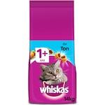 Суха храна за котки Whiskas, Риба Тон, 14 кг