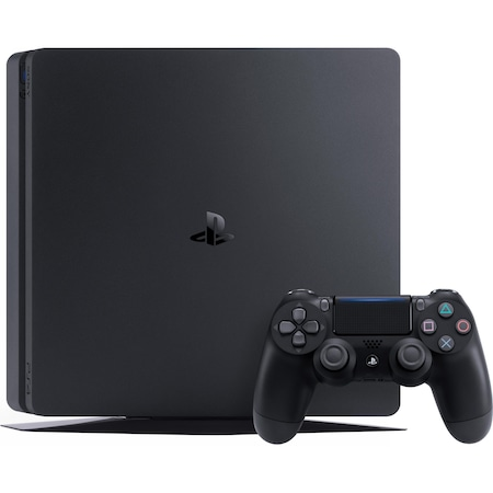 Конзола Sony Playstation 4 SLIM, 500 GB, Черна