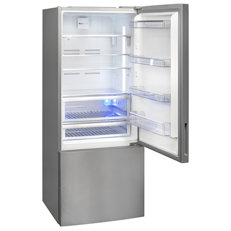 Combina frigorifica Beko CN158230X, 497 l, Clasa A++, H 185, Inox