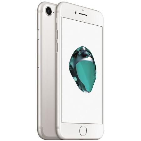 Apple iPhone 7 Mobiltelefon, Kártyafüggetlen, 256GB, LTE, Ezüst