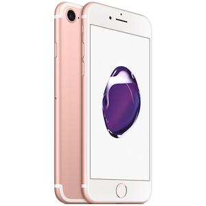 Apple iPhone 7 Mobiltelefon, Kártyafüggetlen, 128GB, LTE, Rozéarany
