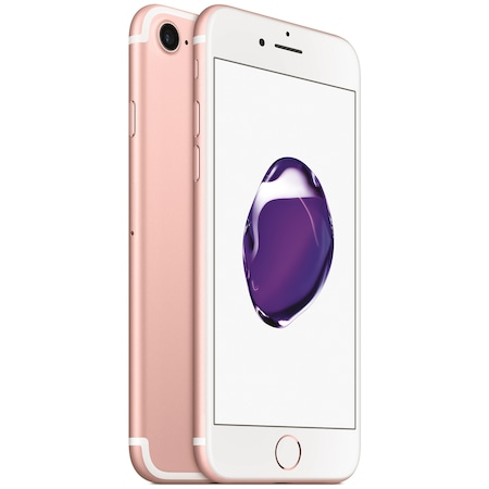 Apple iPhone 7 Mobiltelefon, Kártyafüggetlen, 32GB, LTE, Rozéarany
