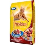 Суха храна за котки FRISKIES ADULT Cat, Месо & Пиле & Зеленчуци, 10 kg