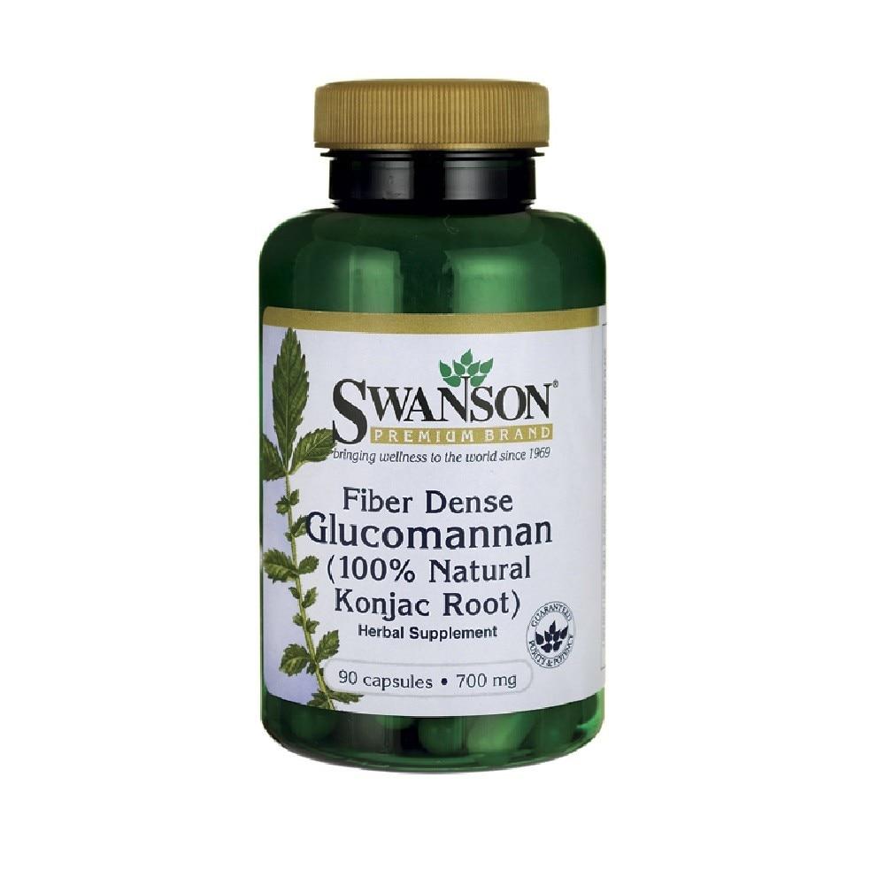 konjac glucomannan pentru pierderea în greutate