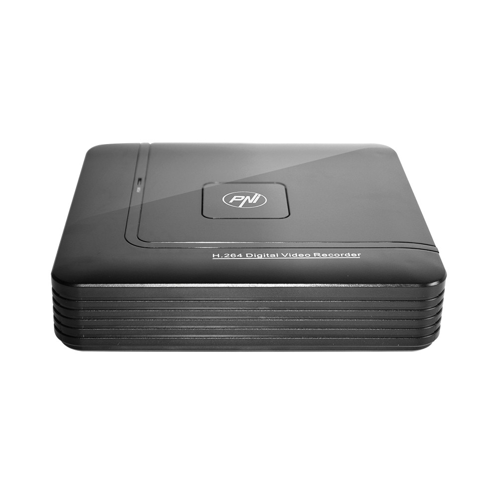 Fotografie DVR / NVR PNI House H804 - 8 canale IP full HD 1080P sau 4 canale analogice