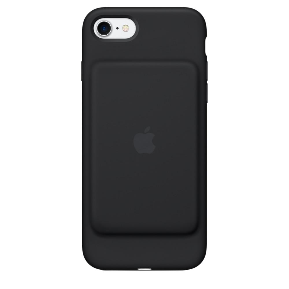 Fotografie Husa de protectie cu baterie Apple pentru iPhone 8 / iPhone 7, Black