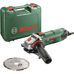 Ъглошлайф Bosch PWS 850-125 + Диамантен диск