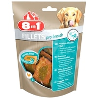 Recompensa caine 8in1 Fillets Breath S, 80 g