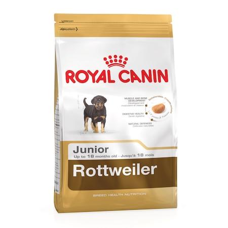 Суха храна за кучета Royal Canin Rottweiler, Junior, 12 кг
