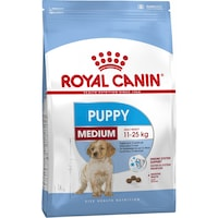 Суха храна за кучета Royal Canin, Medium Junior, 15 кг