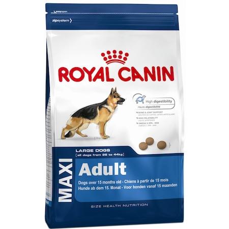 Суха храна за кучета Royal Canin Maxi Adult, 15 кг